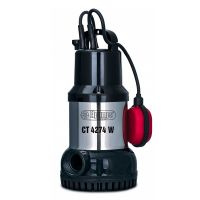 Submersible pumps for clean and dirty water