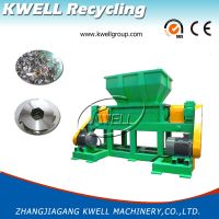 Small Scrap Double Shaft Industrial Shredder/Plastic Shredder/Shredding Machine