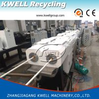 PVC/U-PVC Pipe Production Line/Plastic Pipe Extrusion Line/Production Line