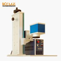 Pump Laser Marking Machine for Ring or PLastic