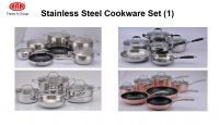 304 Stainless Steel Cookware set