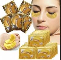 Golden eye pad