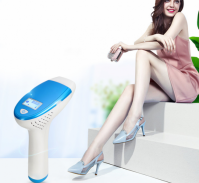 salon laser hair removal machine 3 in 1 Replaceable lamp head machine for home use