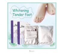 Effectest Foot Peeling Mask Exfoliating and Smoothing Magic Hand and Foot Mask