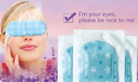 Best Sale Disposable Heating Pad Warm Spa Eye Mask for Eye Pain Relief Patch