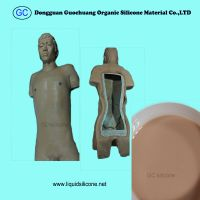 rtv2 liquid silicone rubber for medical skin layer making