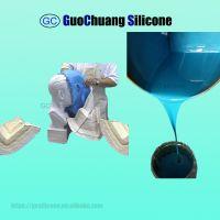 liquid silicone rubber for Sculpture mold casting