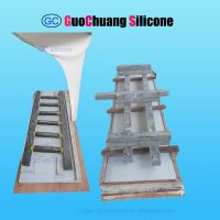 rtv 2 silicone rubber mold making for artificial garden decoration concrete