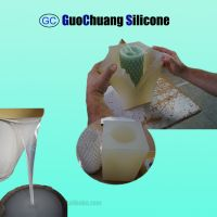 candle mold making rtv2 liquid silicone rubber