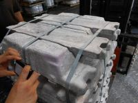 Aluminum  ingot scrap 99.7%