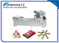Automatic Candy Feeding and Packing Machine for Lollipop