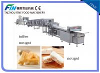 Full Automatic Production Line for Nougat and Milk Candy