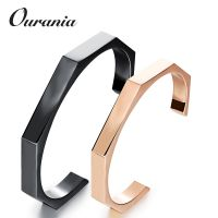 2017 New Designed Plated Bangle Cuff Bracelet for Couples