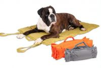 Outdoor foldable traveling pet blanket or pet mat