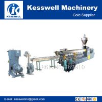 80kg~1000kg PET Bottle Flakes Granulating Machine
