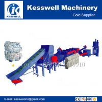 300kg-1000kg Waste PP PE Film Recycling Machine