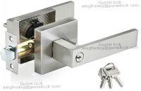 Full Zinc Leverset lock