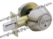 Stainless steel Deadbolt D102