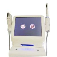 2 in 1 multifunctional skin lifting wrinkle removal hifu gynecology laser with CE