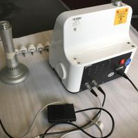 Electronic Extracorporeal Medical Shock Wave Therapy Equipment with CE