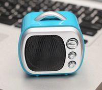 2017 New Model! TV Shape Wireless Portable Smart Bluetooth mini Speaker
