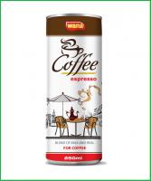 Wana Coffee Drink in 250ml Can