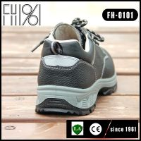safety shoes for woman and man mining industry/construction with smash resistance/penetration resistance