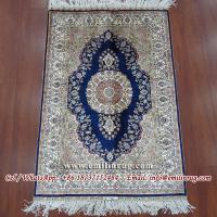 Oriental Handmade Silk Persian Rugs For Sale