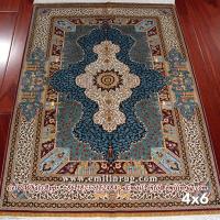 Handmade Silk Carpet
