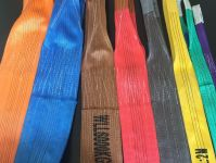 webbing sling , according to EN1492-1, AS 1353 , ASME B30.9