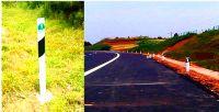 Roadside Delineator Post