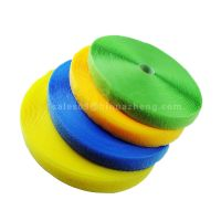 High quality 100%Nylon colorful hook and loop