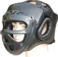 Leather Pro Head Guards