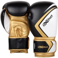 Pro Boxing Gloves made with high grade leather, muay thai gloves