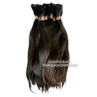 Super double drawn silky straight hair, 100% top quality virgin hair, Vietnam hair