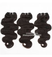 Wavy Weaving Human Hair 100% Natural Virgin Wholesale Brasilian Hair Remy