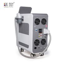 Germany Bars 808nm Diode Laser Hair Removal Machine