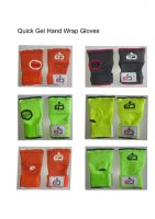 Gel Gloves,Quick Wrap Gel Gloves,Hand Protector,Martial Arts Gloves,Inner Gloves,