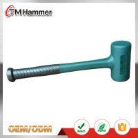 Professional Dead Blow Rubber Mallet Install Hammer