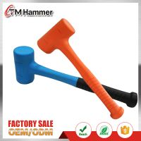 OEM/ODM China Manufacture Soft Blow Rubber mallet Hammer