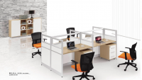 modern furniture, office workstation partition(PG-320-4D)