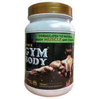 Ethix Gym Body Whey Protein American Ice Cream Flavour