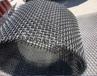 high carbon steel Crimped Sand Screen Mesh weave Crimped Wire Mesh for sale