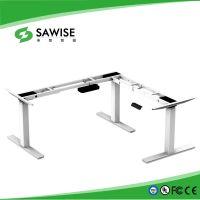 2017 new design intelligent electric stadning desk