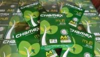 Chamex Purpose Copy Paper A4 80GSM Pulp Office Double A White A4 Copy Paper 80 GSM (210mm X