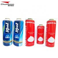 Chumboon Empty Aerosol Tinplate Can for Spray Paint Air Freshener