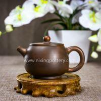 Chinese Qinzhou Nixing Pottery Handmade Kungfu Tea Pot