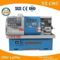 CK6132 High quality low price horizontal small cnc lathe machine for metal turning