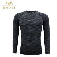 Wholesale outdoor sport t-shirt quick dry polyester men T-shirt in stock