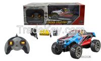 2.4G High-speed remote control car